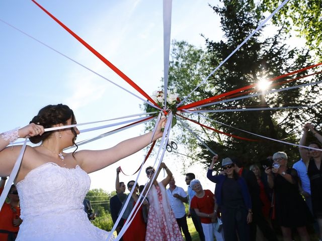 Le mariage de Romain et Coraline à Grandvillars, Territoire de Belfort 55