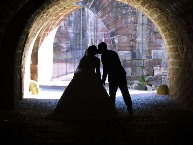 Le mariage de Romain et Coraline à Grandvillars, Territoire de Belfort 57