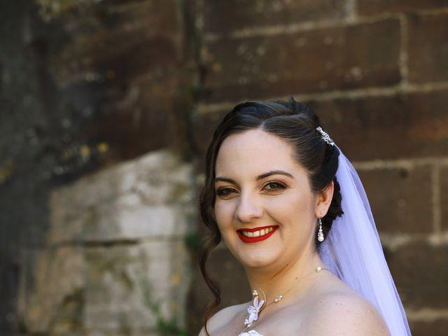Le mariage de Romain et Coraline à Grandvillars, Territoire de Belfort 59