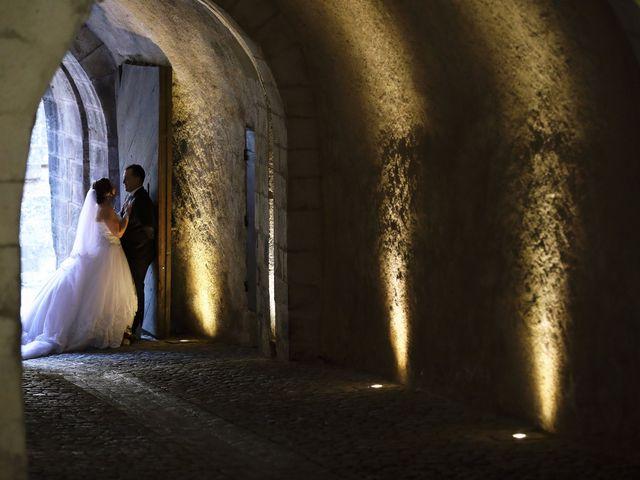 Le mariage de Romain et Coraline à Grandvillars, Territoire de Belfort 62