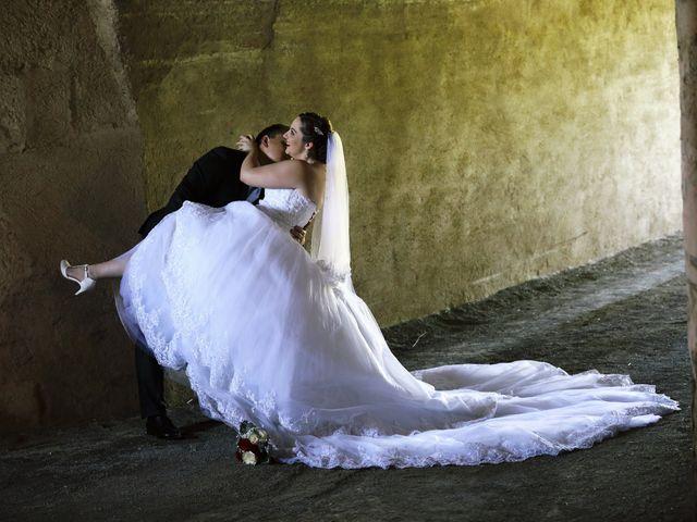 Le mariage de Romain et Coraline à Grandvillars, Territoire de Belfort 63