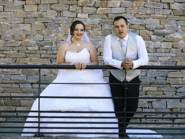 Le mariage de Romain et Coraline à Grandvillars, Territoire de Belfort 64
