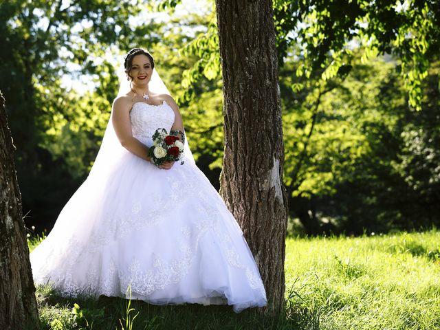 Le mariage de Romain et Coraline à Grandvillars, Territoire de Belfort 66