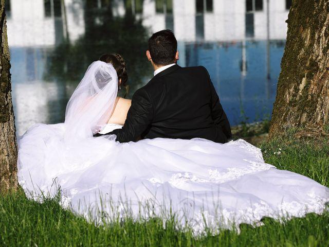 Le mariage de Romain et Coraline à Grandvillars, Territoire de Belfort 68
