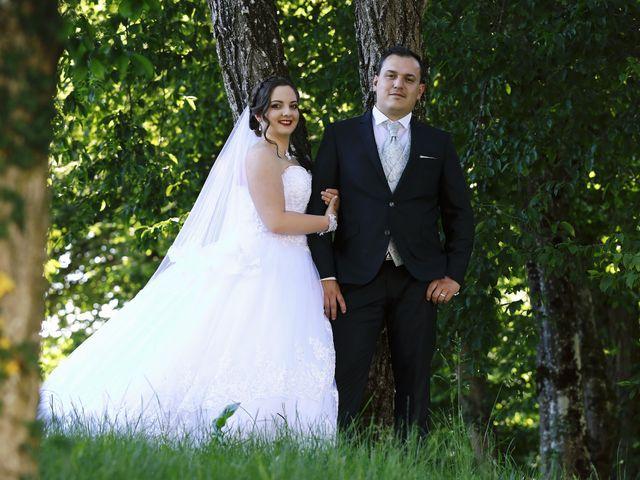 Le mariage de Romain et Coraline à Grandvillars, Territoire de Belfort 70