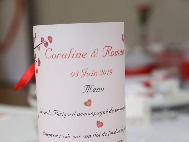 Le mariage de Romain et Coraline à Grandvillars, Territoire de Belfort 73