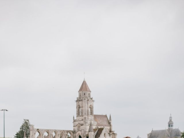 Le mariage de Jaafar et Gabrielle à Caen, Calvados 3