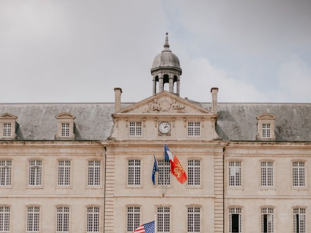 Le mariage de Jaafar et Gabrielle à Caen, Calvados 4