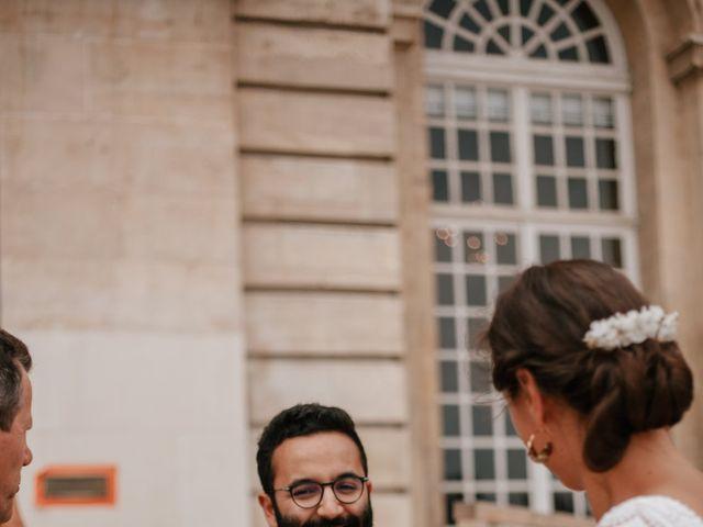 Le mariage de Jaafar et Gabrielle à Caen, Calvados 6