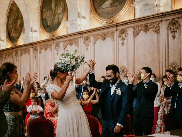 Le mariage de Jaafar et Gabrielle à Caen, Calvados 15