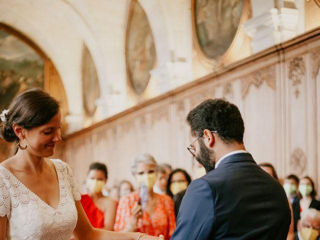 Le mariage de Jaafar et Gabrielle à Caen, Calvados 19