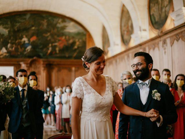 Le mariage de Jaafar et Gabrielle à Caen, Calvados 21