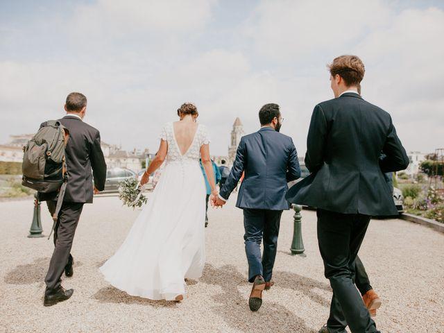 Le mariage de Jaafar et Gabrielle à Caen, Calvados 34