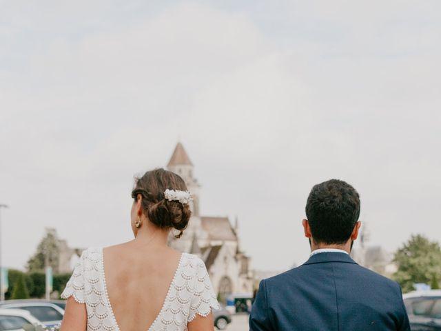 Le mariage de Jaafar et Gabrielle à Caen, Calvados 35