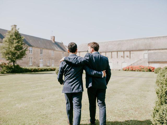 Le mariage de Jaafar et Gabrielle à Caen, Calvados 50