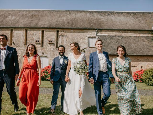 Le mariage de Jaafar et Gabrielle à Caen, Calvados 56