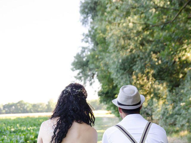 Le mariage de Antoine et Céline à Ménétrol, Puy-de-Dôme 13