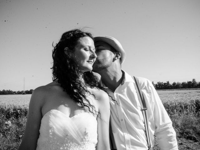 Le mariage de Antoine et Céline à Ménétrol, Puy-de-Dôme 20