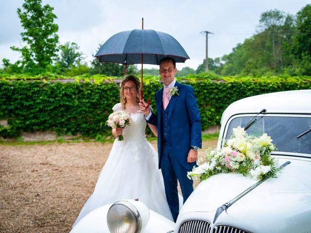 Le mariage de Eric et Alessandra à Provins, Seine-et-Marne 1