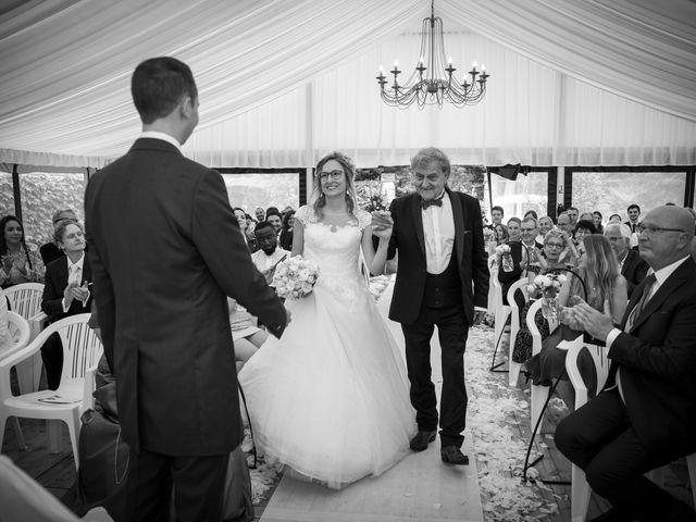 Le mariage de Eric et Alessandra à Provins, Seine-et-Marne 6