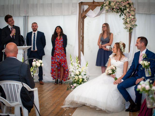 Le mariage de Eric et Alessandra à Provins, Seine-et-Marne 7