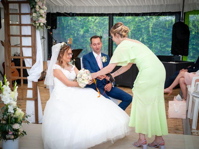 Le mariage de Eric et Alessandra à Provins, Seine-et-Marne 8