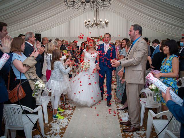 Le mariage de Eric et Alessandra à Provins, Seine-et-Marne 11