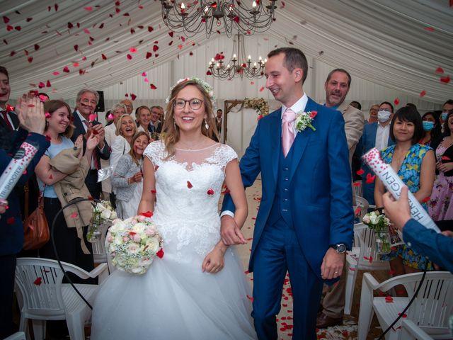 Le mariage de Eric et Alessandra à Provins, Seine-et-Marne 12