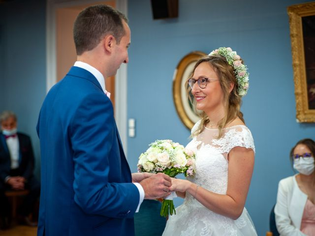 Le mariage de Eric et Alessandra à Provins, Seine-et-Marne 15