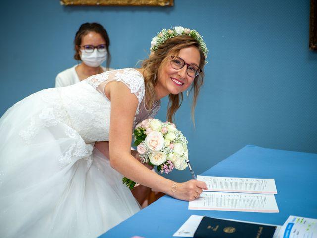 Le mariage de Eric et Alessandra à Provins, Seine-et-Marne 16