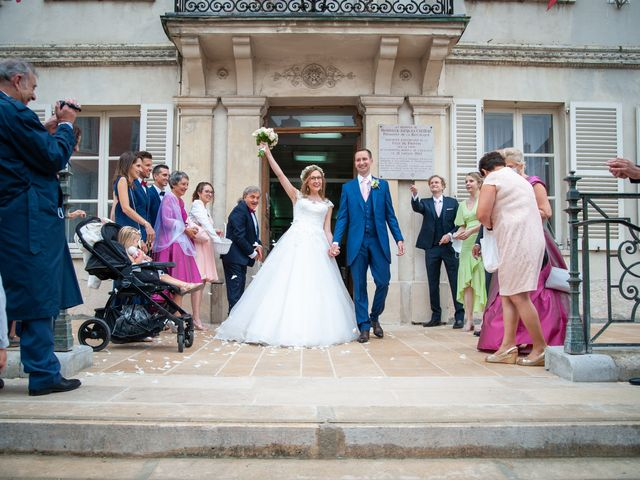 Le mariage de Eric et Alessandra à Provins, Seine-et-Marne 19