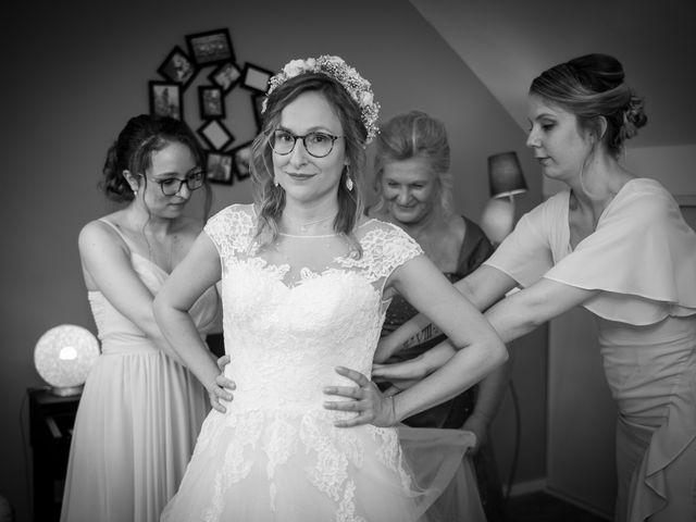 Le mariage de Eric et Alessandra à Provins, Seine-et-Marne 33