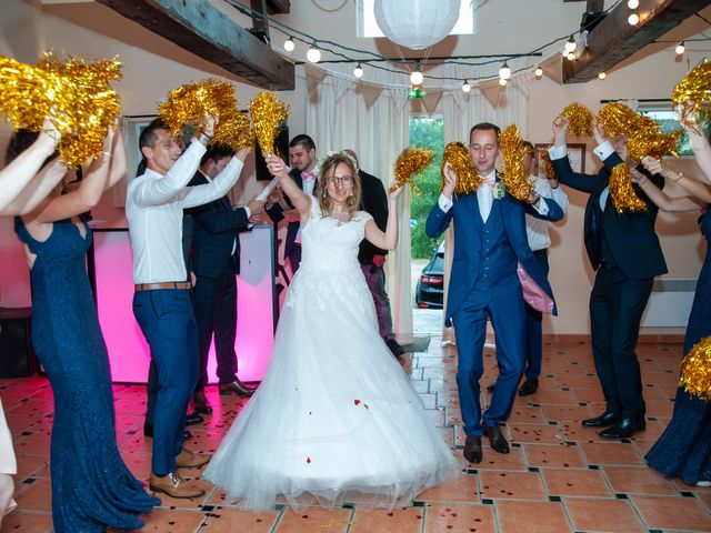 Le mariage de Eric et Alessandra à Provins, Seine-et-Marne 35