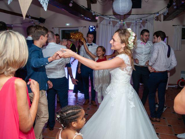 Le mariage de Eric et Alessandra à Provins, Seine-et-Marne 40