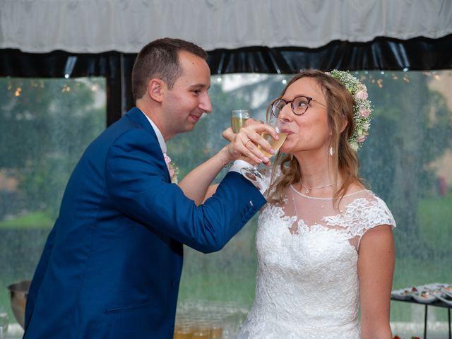 Le mariage de Eric et Alessandra à Provins, Seine-et-Marne 43