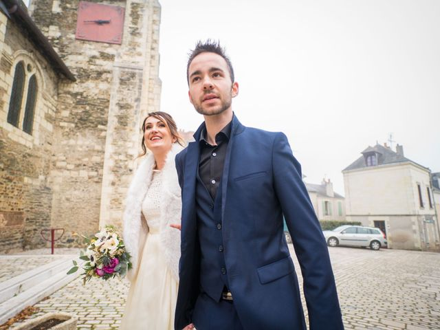 Le mariage de Frederic  et Morgane à Rochefort-sur-Loire, Maine et Loire 19