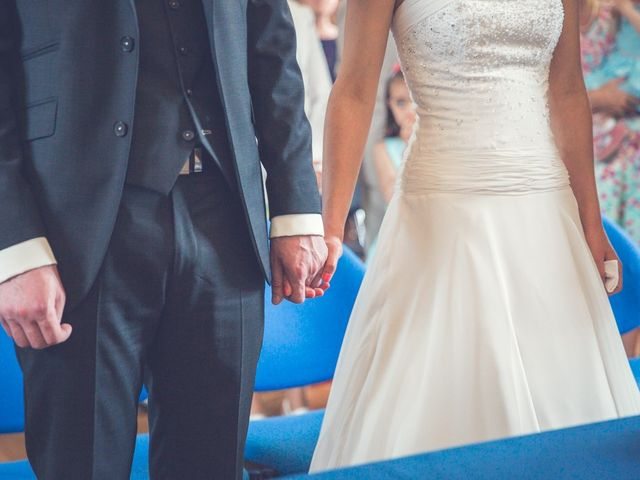 Le mariage de Sébastien et Marion à Pacé, Ille et Vilaine 4