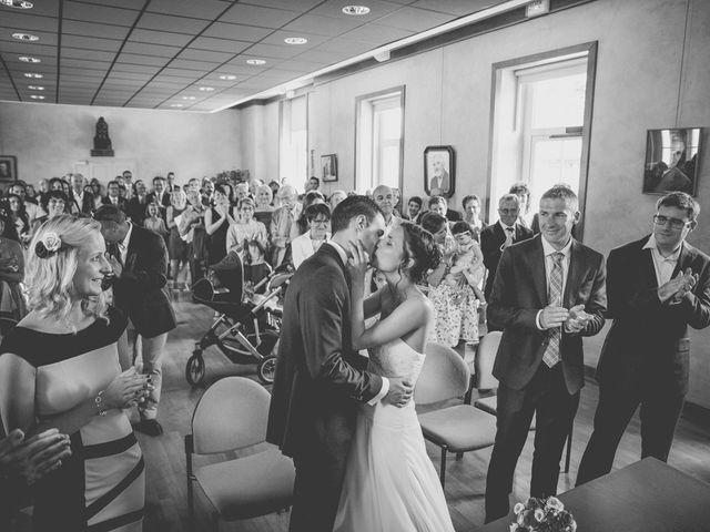 Le mariage de Sébastien et Marion à Pacé, Ille et Vilaine 5