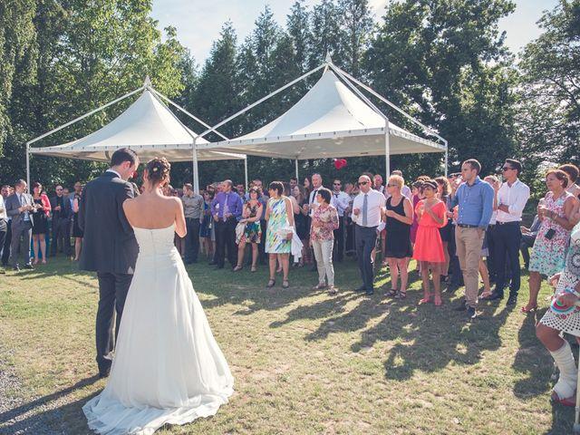 Le mariage de Sébastien et Marion à Pacé, Ille et Vilaine 25