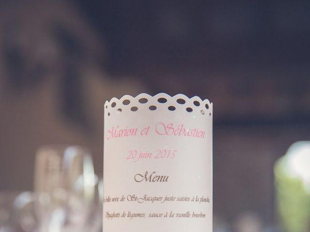 Le mariage de Sébastien et Marion à Pacé, Ille et Vilaine 27