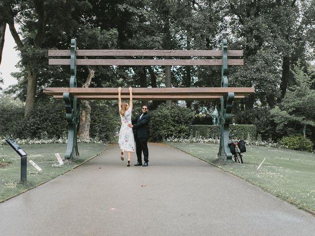 Le mariage de Abhishek et Camille à Nantes, Loire Atlantique 4