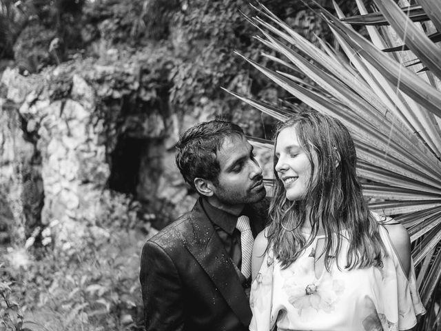 Le mariage de Abhishek et Camille à Nantes, Loire Atlantique 6
