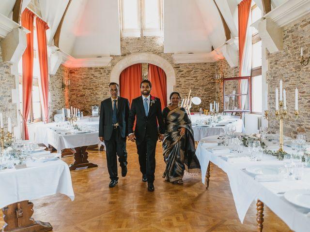 Le mariage de Abhishek et Camille à Nantes, Loire Atlantique 22