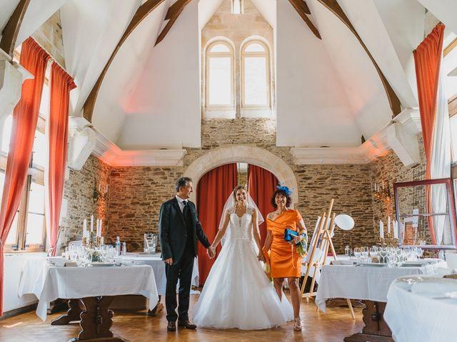 Le mariage de Abhishek et Camille à Nantes, Loire Atlantique 23