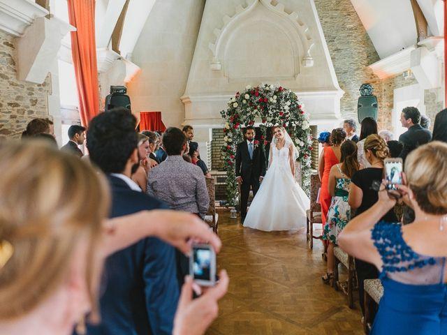 Le mariage de Abhishek et Camille à Nantes, Loire Atlantique 24