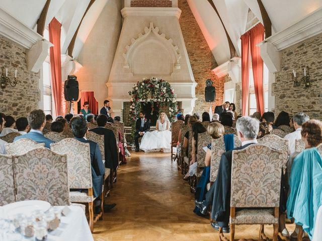 Le mariage de Abhishek et Camille à Nantes, Loire Atlantique 25