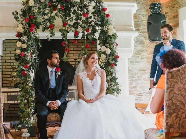 Le mariage de Abhishek et Camille à Nantes, Loire Atlantique 26