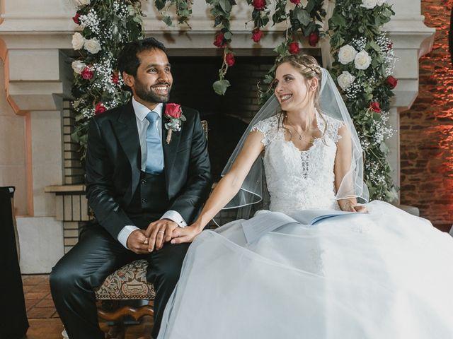 Le mariage de Abhishek et Camille à Nantes, Loire Atlantique 27