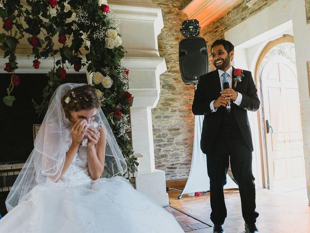 Le mariage de Abhishek et Camille à Nantes, Loire Atlantique 28