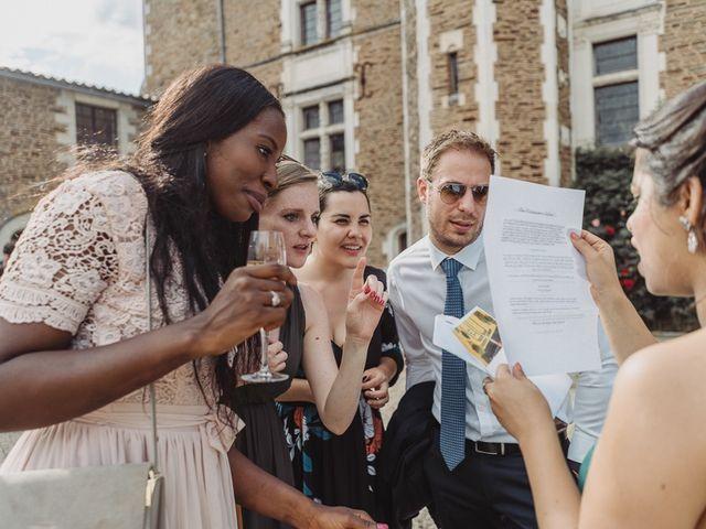 Le mariage de Abhishek et Camille à Nantes, Loire Atlantique 31